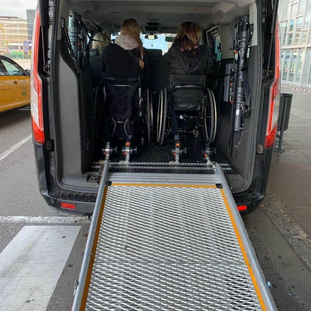 Taxi Adaptado Barcelona